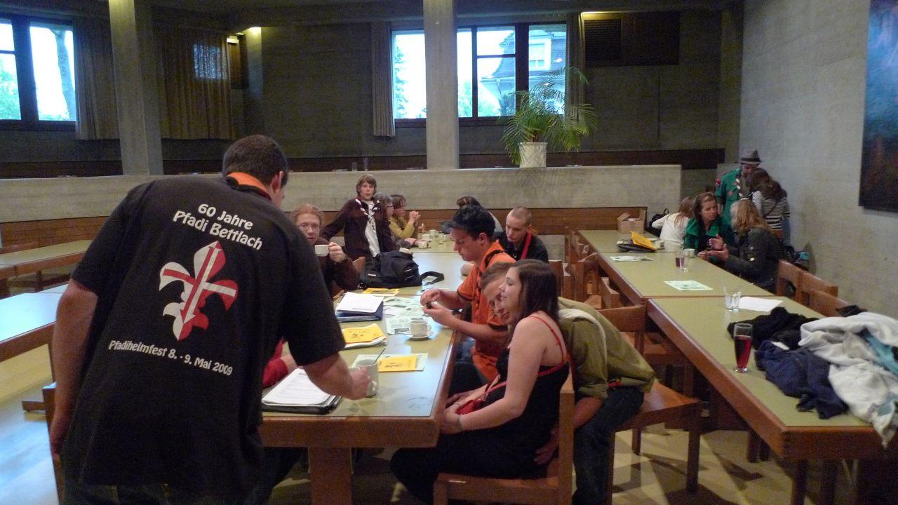 Informationsabend Sommerlager 2010